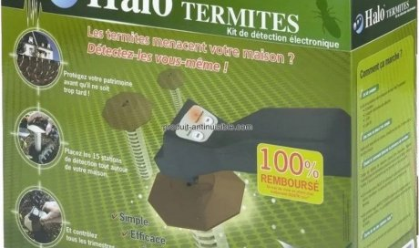 BHS - HALO TERMITES - Le Port