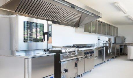 Nettoyage de hottes de cuisines professionnelles Le Port
