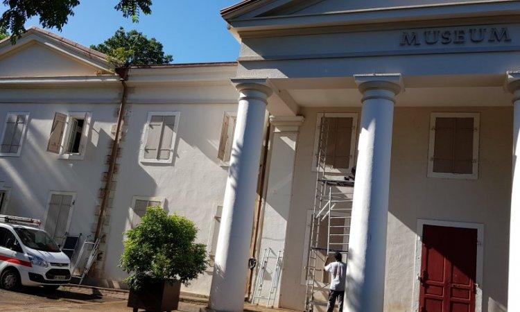 dépigeonnage par BHS d'un monument historique